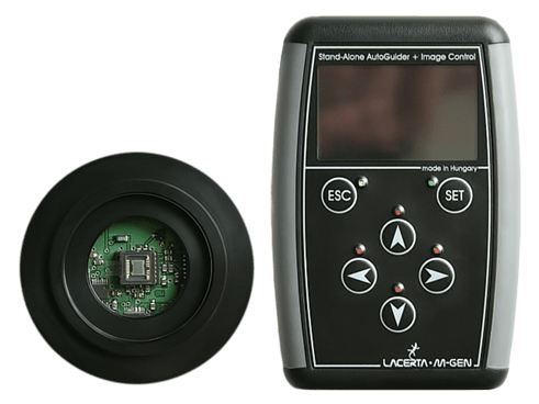 Lacerta MGEN II - Your sensitive standalone Autoguider for astrophotography