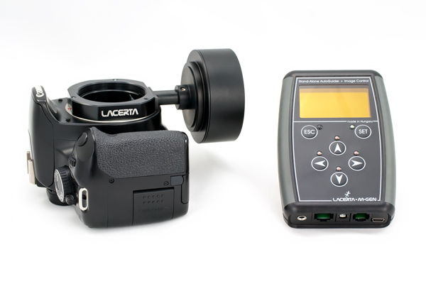 Lacerta MGEN II - standalone Autoguider - Set mit Lacerta Off Axis Guider